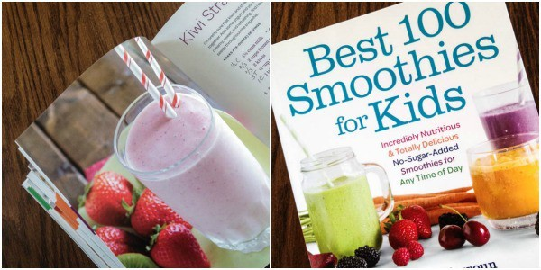 Best 100 Smoothies book-Simply Smoothies