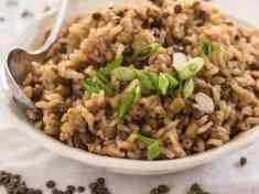 Lentil Very Brown Rice