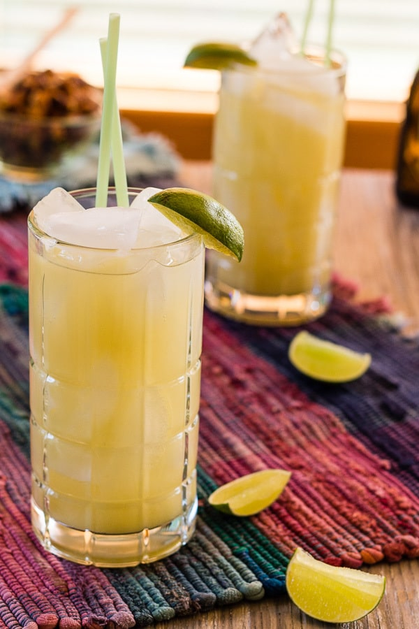 Mexican Mule Cocktail