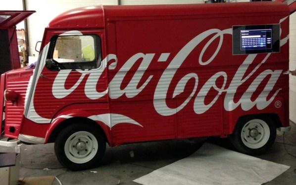 LTS - Coca Cola Van