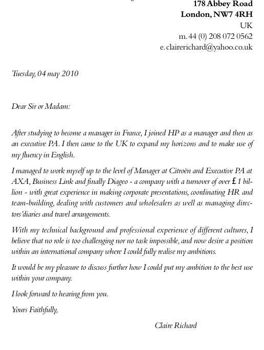 lettre de motivation letudiant