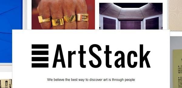 Artstack, la galleria virtuale di opere d'arte