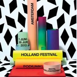 feste Amsterdam 2013 - Holland Festival