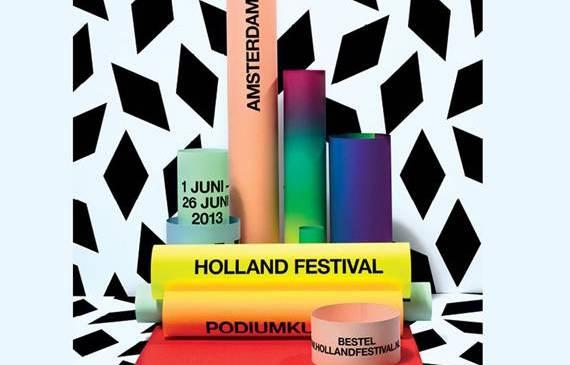 È in arrivo l'Holland Festival.