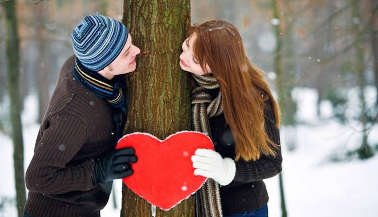 San Valentino all'estero