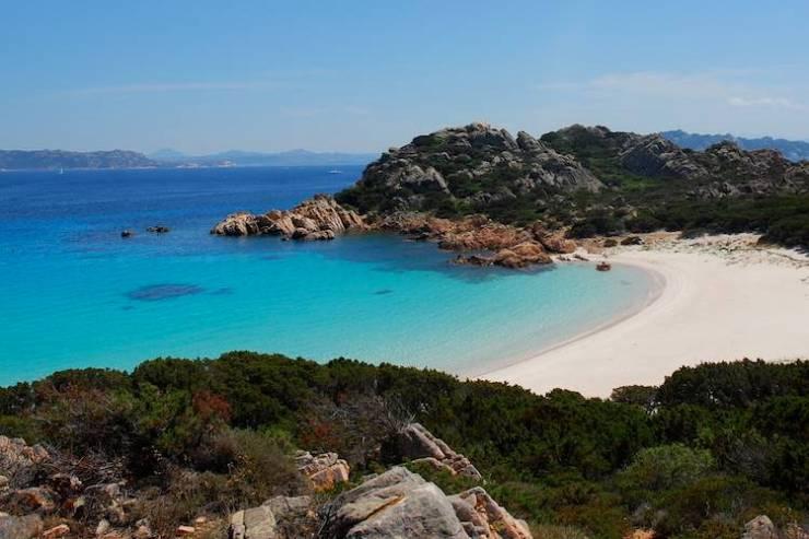 Isola Budelli Sardegna