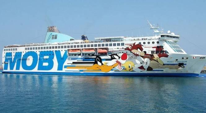 Una nuova linea per Moby: Nizza – Bastia