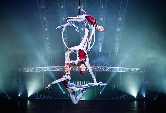 msc crociere cirque du soleil