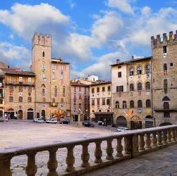 Arezzo Toscana