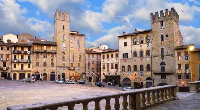 Novità per chi soggiornerà ad Arezzo