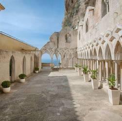 NH grand hotel convento Amalfi