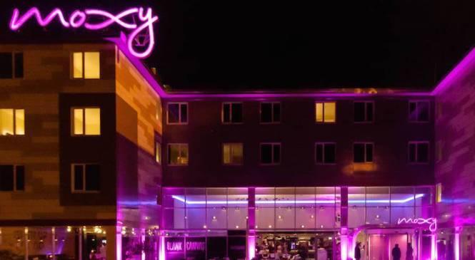 Moxy Hotel a Francoforte