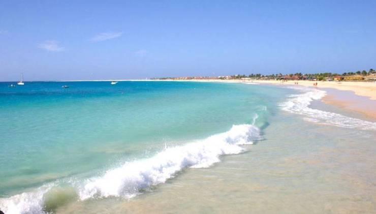 Isola Sal Capo Verde