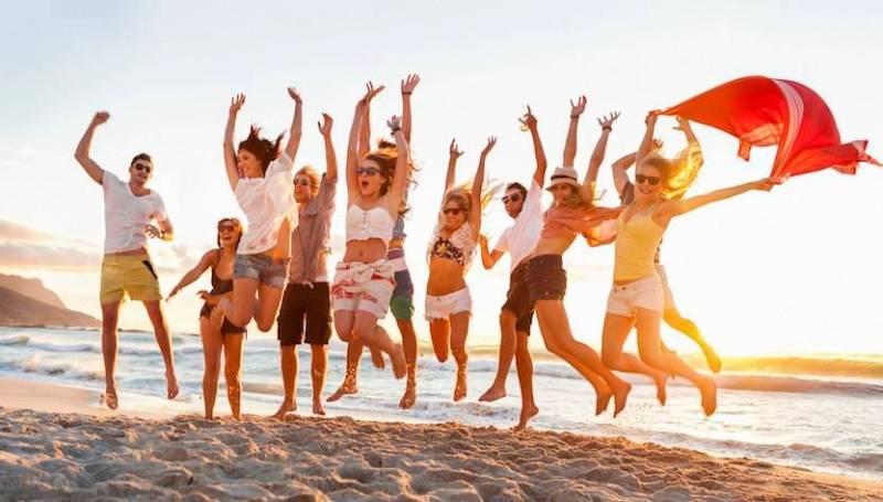 vacanze giovani