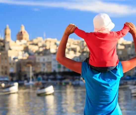 Dove andare in vacanza all'estero con bambini piccoli?
