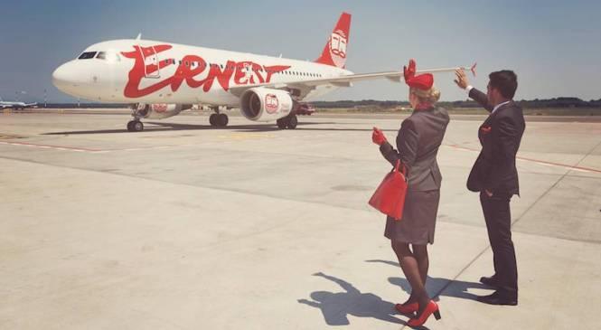 Da Cuneo si vola in Albania con Ernest Airlines