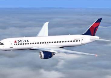 Delta Airlines introduce un servizio di sms a bordo