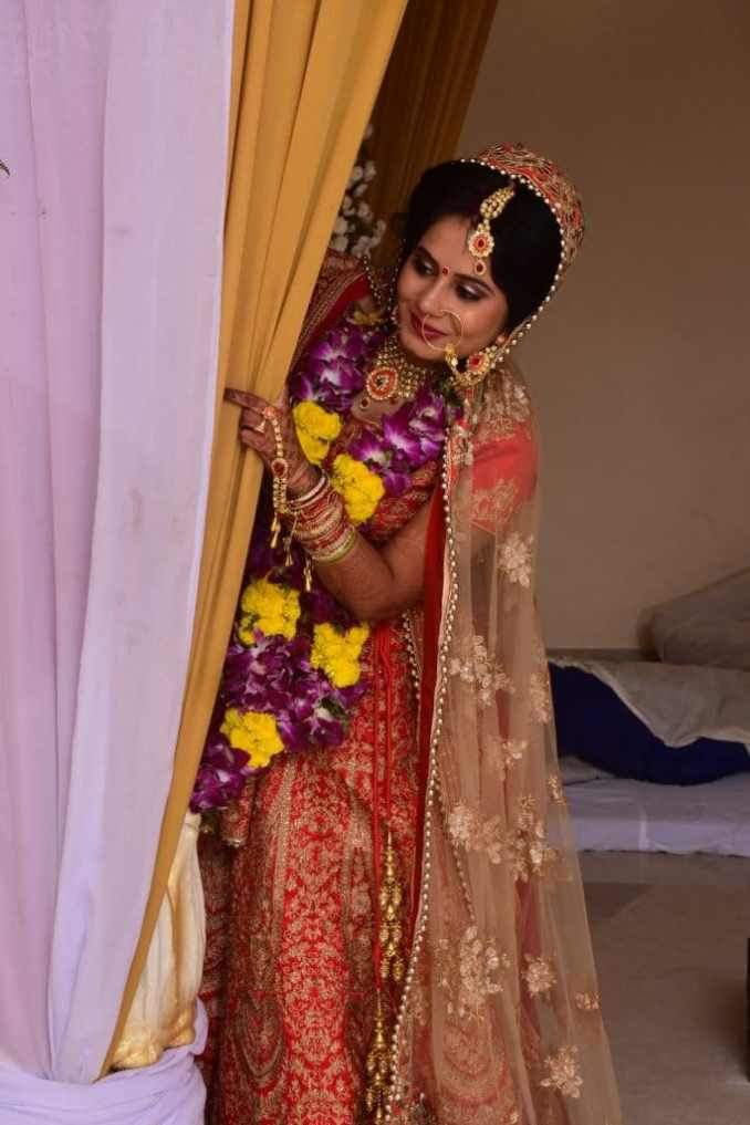 Wedding Day Photography - Poses for Indian Brides