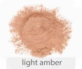La Bella Donna Loose Mineral Foundation Light Amber