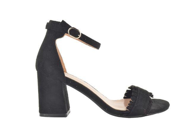Fabs sandaal black