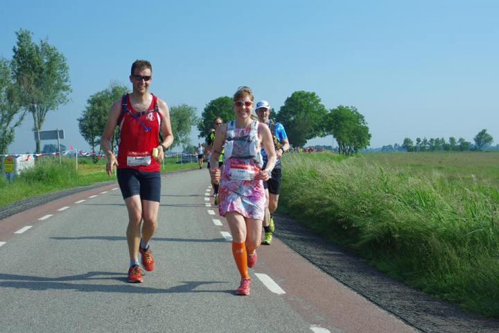 In De Kliuw met Rutger en Liset.