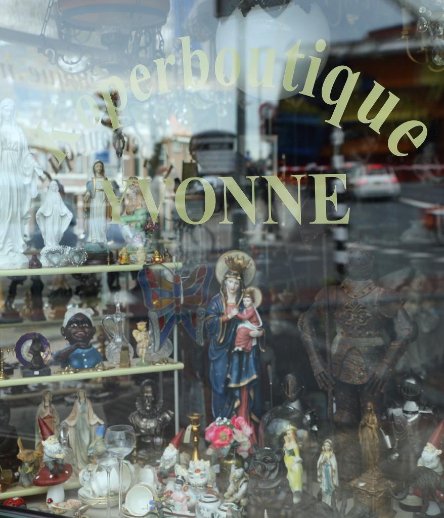 Wonen Haarlem Koperboutique Yvonne antiekwinkel