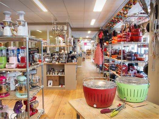 Kado Wonen in Alkmaar Mulders kookwinkel keuken advies