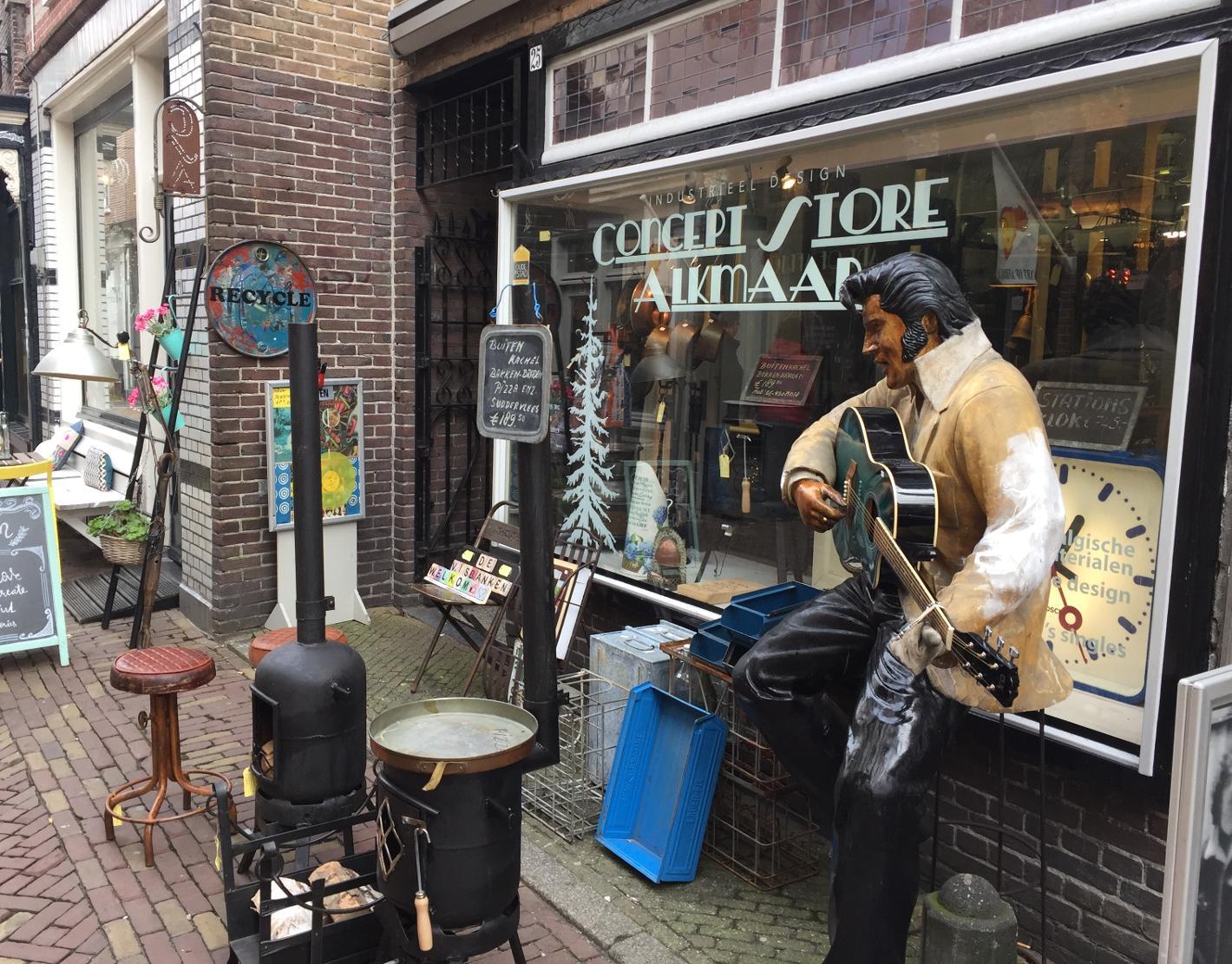 Wonen Alkmaar Concept Store Alkmaar