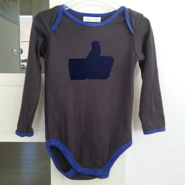 """Kinderkleding om zelf te maken: een """"vind ik leuk"""" shirt"""