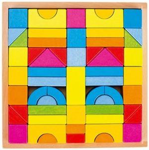 Verjaardagscadeau voor kids van 1 jaar: leuke cadeau tips voor een baby - goki blokkendoos