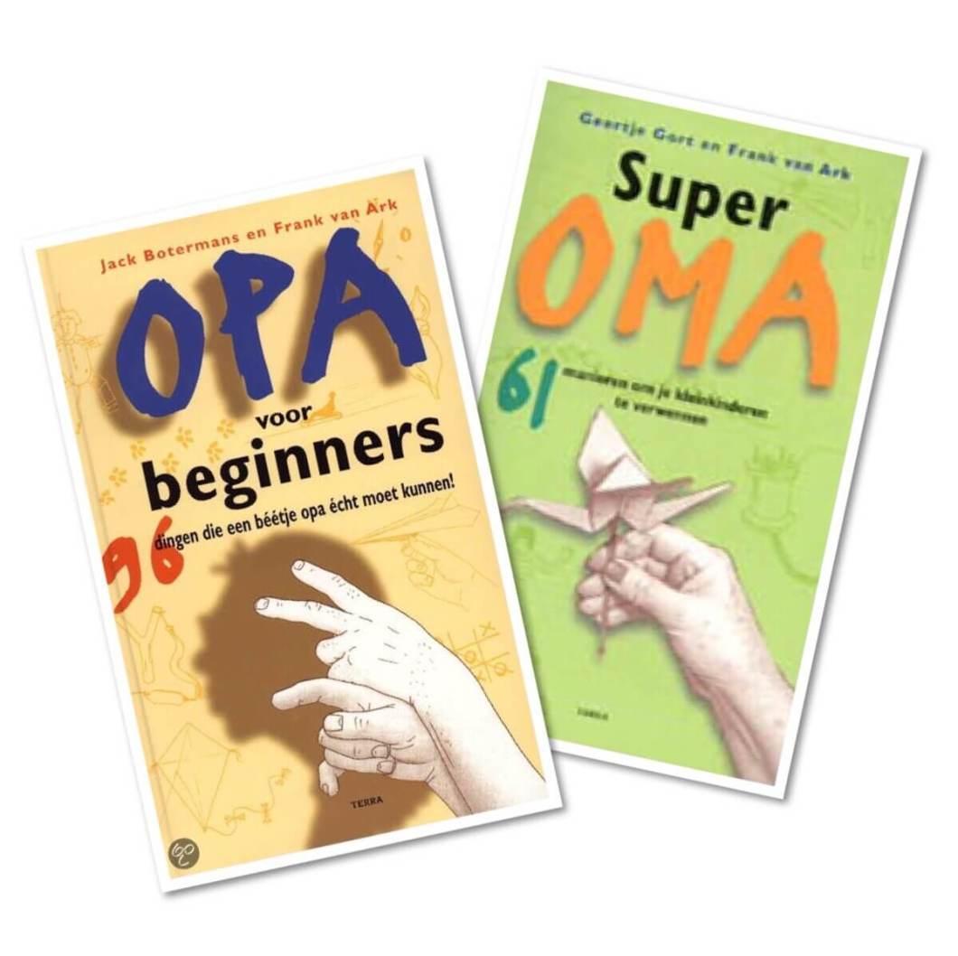 De leukste boeken voor opa's en oma's