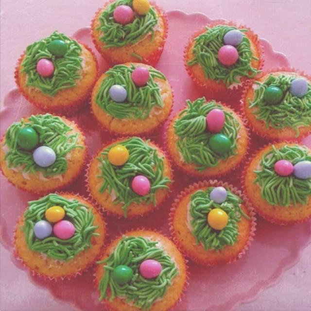 Paastraktatie: snelle muffins en cupcakes maken voor Pasen