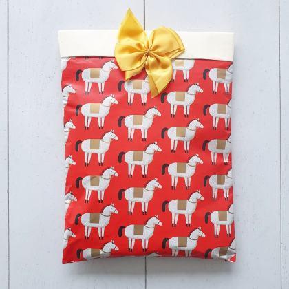 Sinterklaascadeaus inpakken: pakjes leuk versieren, cadeauzakje maken