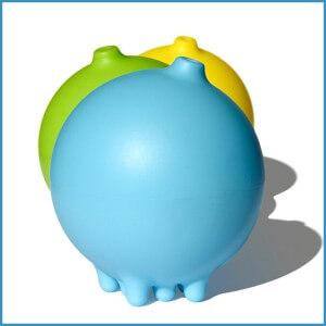 plui rain ball regenbal Speelgoedtip: regenwolkje voor in het (zwem)bad