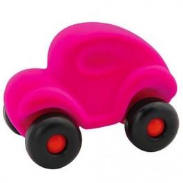 Baby verjaardag: cadeau ideeën voor kinderen van 1 jaar - rubbabu rubberen auto