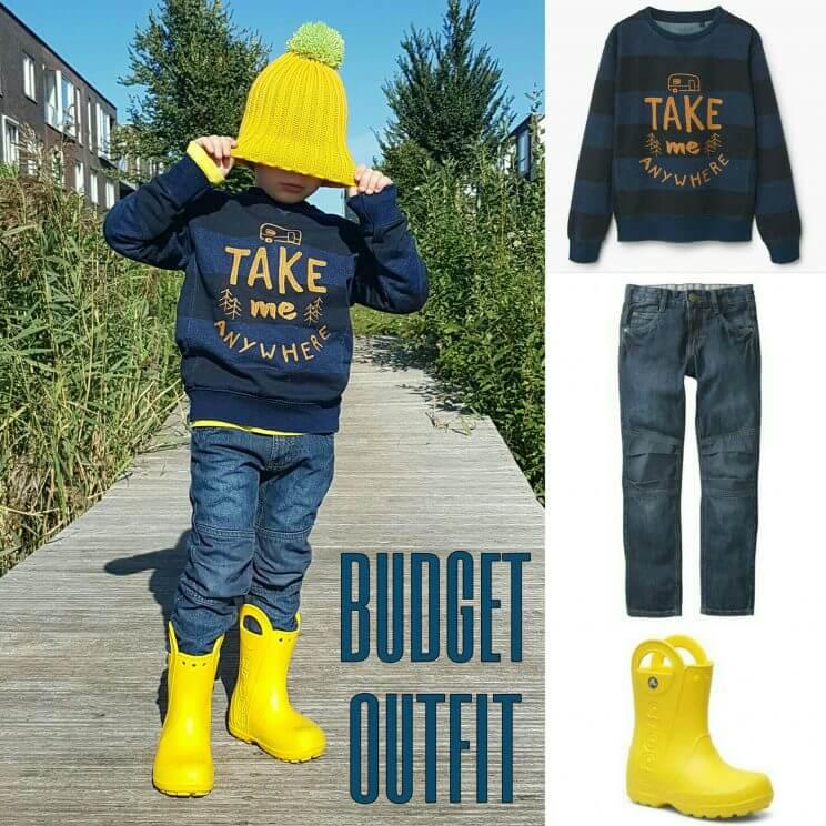 Voor jou gespot de leukste budget kinderkleding outfits voor jongens
