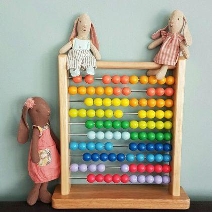 verjaardag cadeau ideeën voor een kleuter van 4 jaar of 5 jaar - telraam