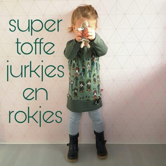 Super toffe jurkjes en rokjes van de Hartjesfabriek