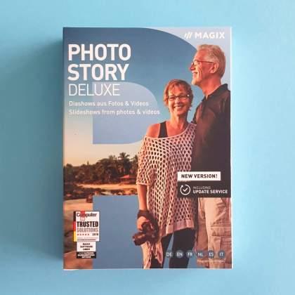 moederdag - Magix Photostory Deluxe