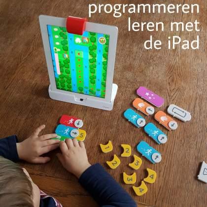 leren programmeren met de osmo ipad app