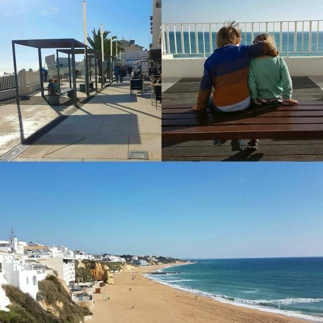 De leukste kindvriendelijke restaurants in de Algarve - Childfriendly restaurants Algarve with kids - Albufeira Rocamar