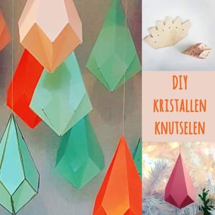 DIY: kristallen knutselen met kristalmal