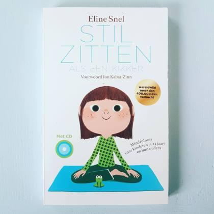 Yoga en meditatie voor kids: de leukste boeken, websites en youtube filmpjes voor kinderen / stilzitten als een kikker
