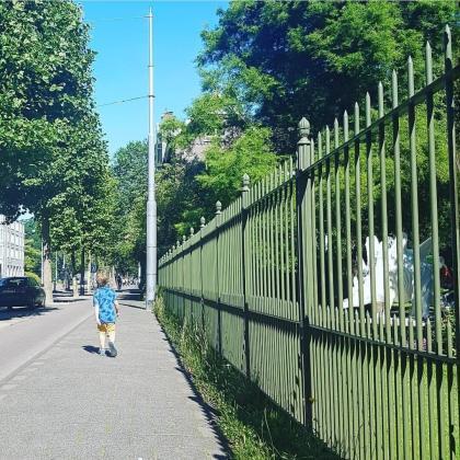Plantagebuurt in Amsterdam bij Artis