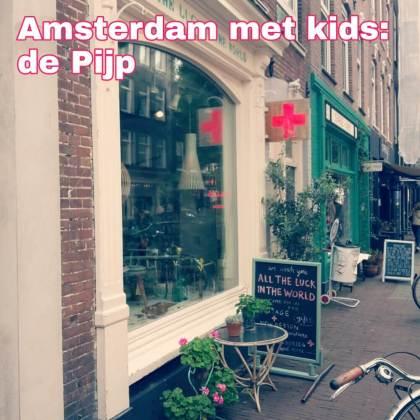 De Pijp kinderen: musea, speeltuinen, parken, zwemplekken, actieve uitjes, kinderboerderijen, winkels, restaurants en nog veel meer