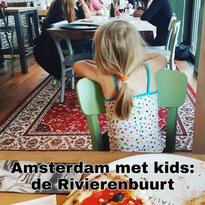 De Rivierenbuurt met kinderen: musea, speeltuinen, parken, zwemplekken, actieve uitjes, kinderboerderijen, winkels, restaurants en nog veel meer. Martin Luther Kingpark.