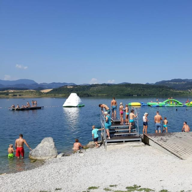 Vakantie in Slovenië met kids, Outdoor Paradijs! Velenjsko Jezero