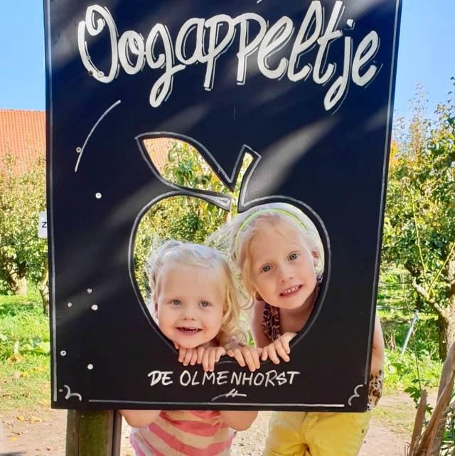 Uitje met kids: appels plukken op een mooie herfstdag