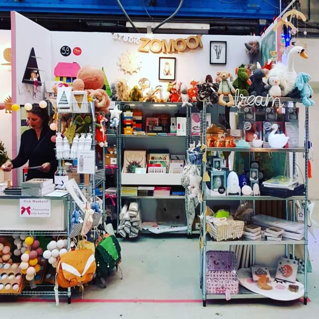 Webshop event Flavourites Live 2018: kinderkamer spulletjes bij Studio Zo Mooi