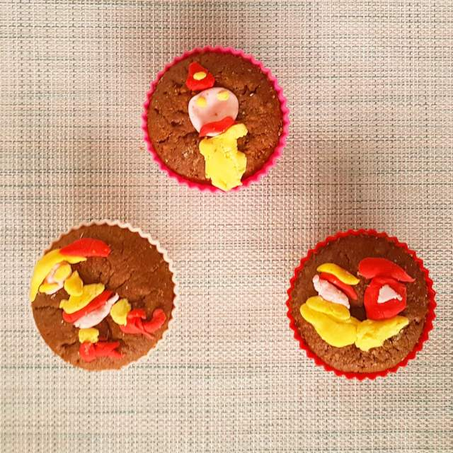 speculaas-cupcakes